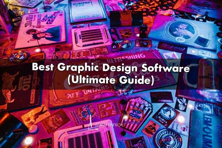 11 Best Graphic Design Software Of 2020 Free And Paid