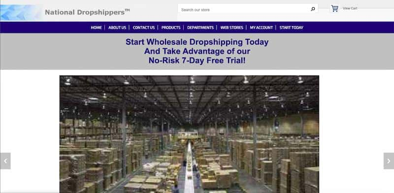 National Dropshippers