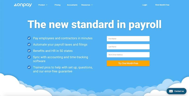 OnPay cover image