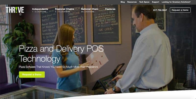 Thrive POS cover image