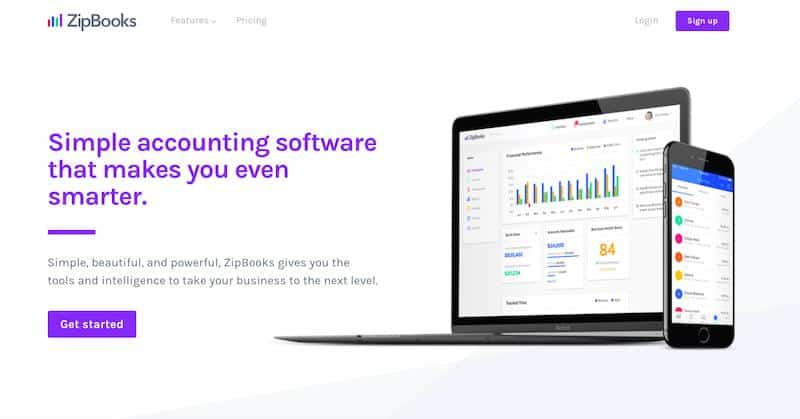 ZipBooks Best Accounting Software